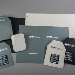 New TPU Spall covers for military or law enforcement body armor